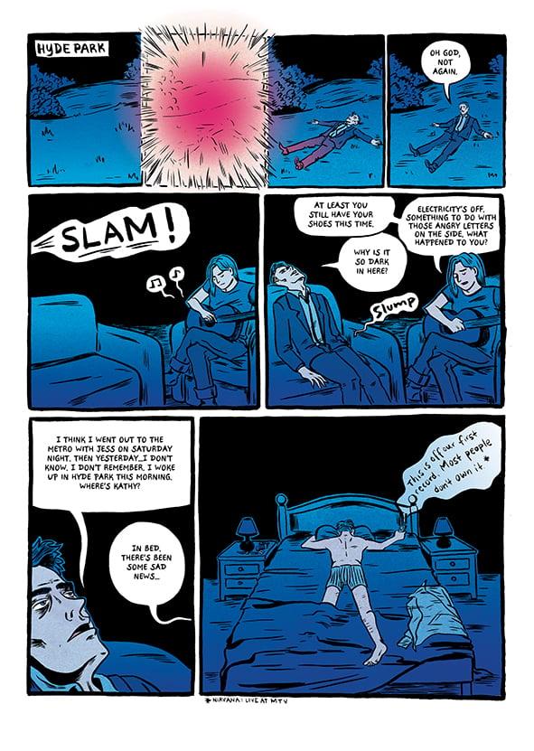 Metroland #2 by Ricky Miller & Jules Scheele