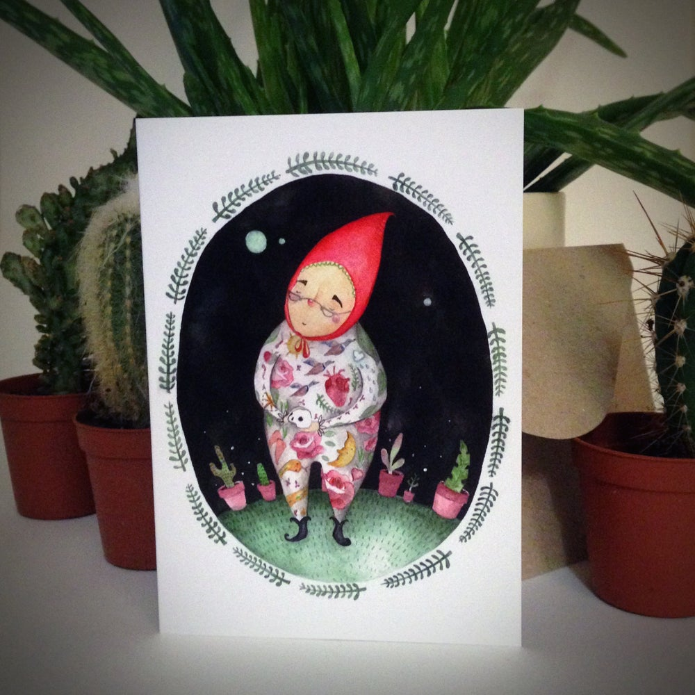 Image of Gnome Card