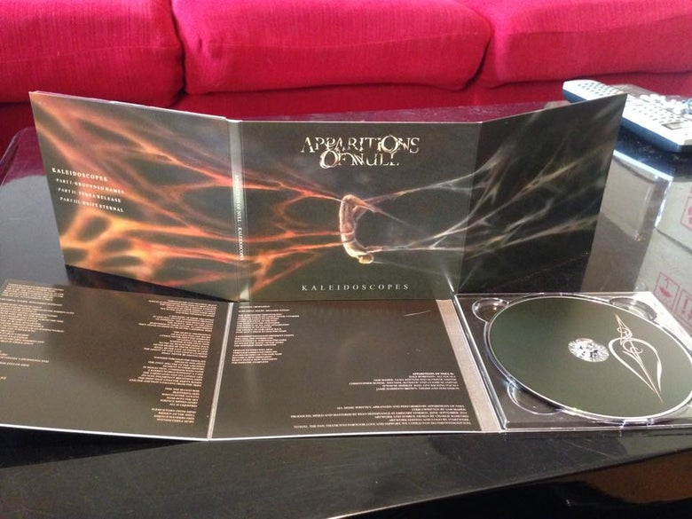 Image of Kaleidoscopes - Digipak CD order