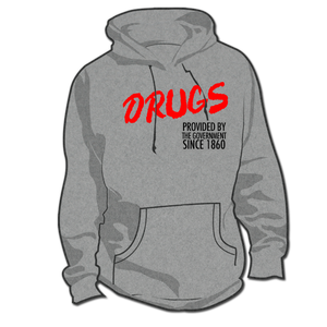 Image of DRUGS *Hoodie & Crewneck Sweater*