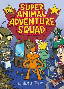 Image of Super Animal Adventure Squad