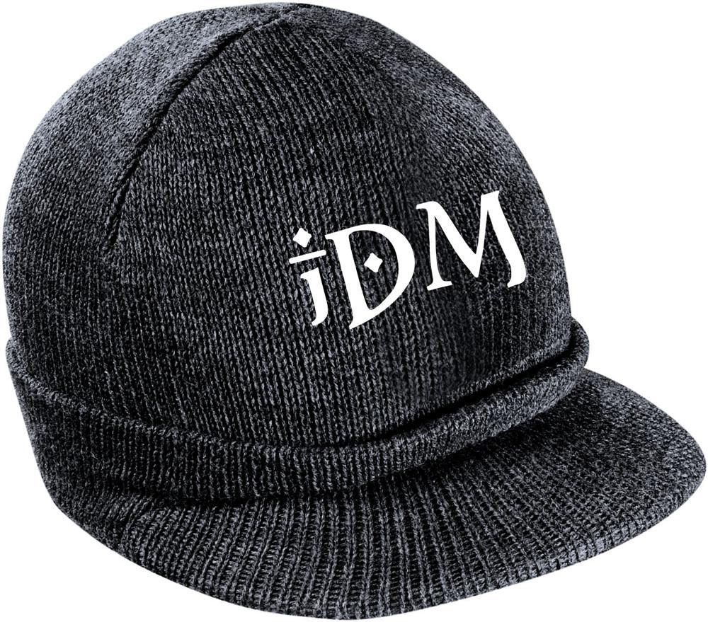 7f851427d56 iDM — iDM Knit Hat with Bill