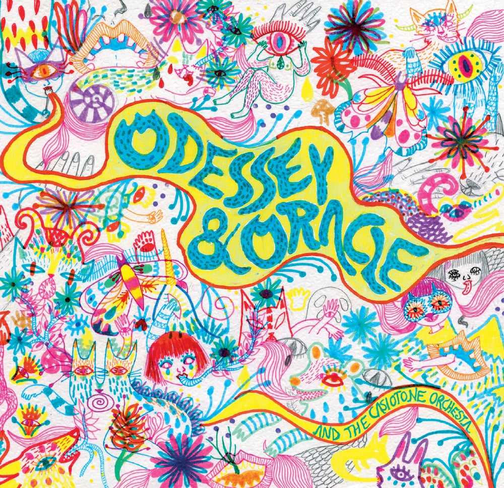Image of Odessey & Oracle and The Casiotone Orchestra (CD Edition)