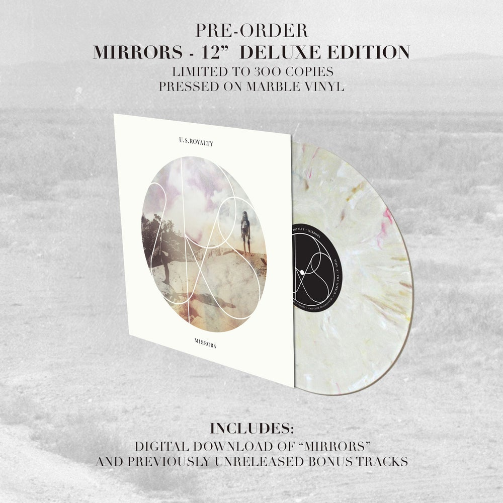 "Image of Mirrors ""Marble"" Vinyl"