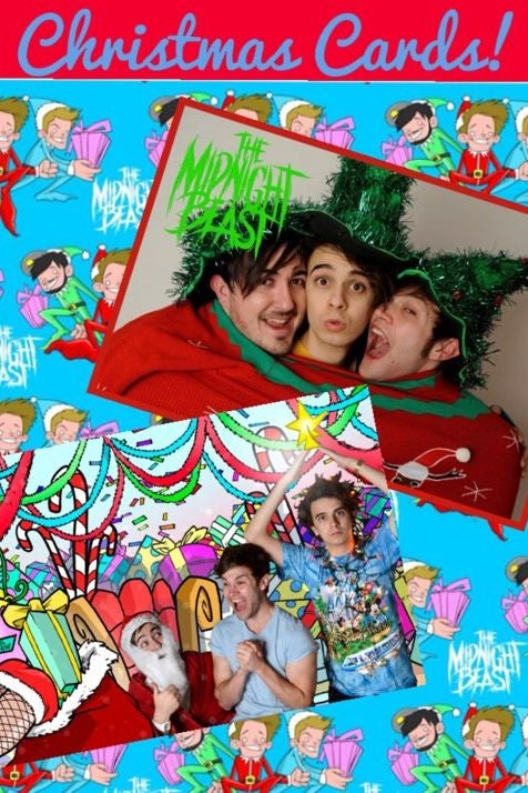 Image of CHRISTMAS & CONGRATULATIONS CARDS