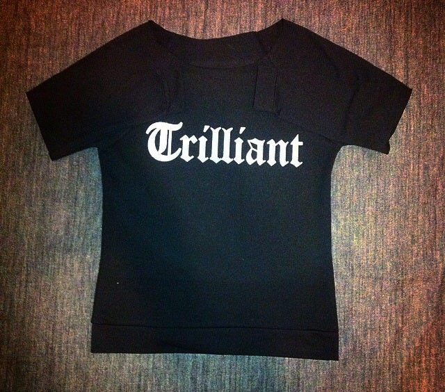 Image of Trilliant women's long sleeve