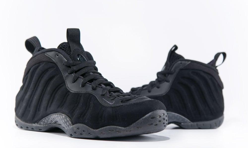 """859be6f2f0300 On Sale. Image of Nike Foamposite One """"Triple Black"""""""