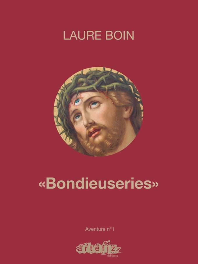 """Image of """"Bondieuseries"""" de Laure Boin - édition limitée, préfacée par Robert CRUMB"""