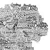 Ireland Type Map