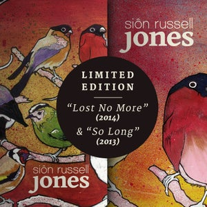 Image of Limited Edition Album 'Lost No More' and 'So Long'