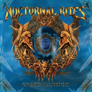 "Image of Nocturnal Rites - Grand Illusion [limited 12"" vinyl edition]"