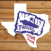 Image of Toadies : Texas Stinnett Picture Disc