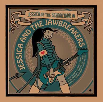 Image of Jessica and the Jawbreakers CD