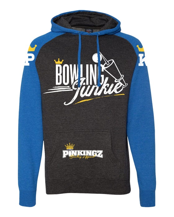 Image of Pinkingz - Bowling Junkie Hoodie