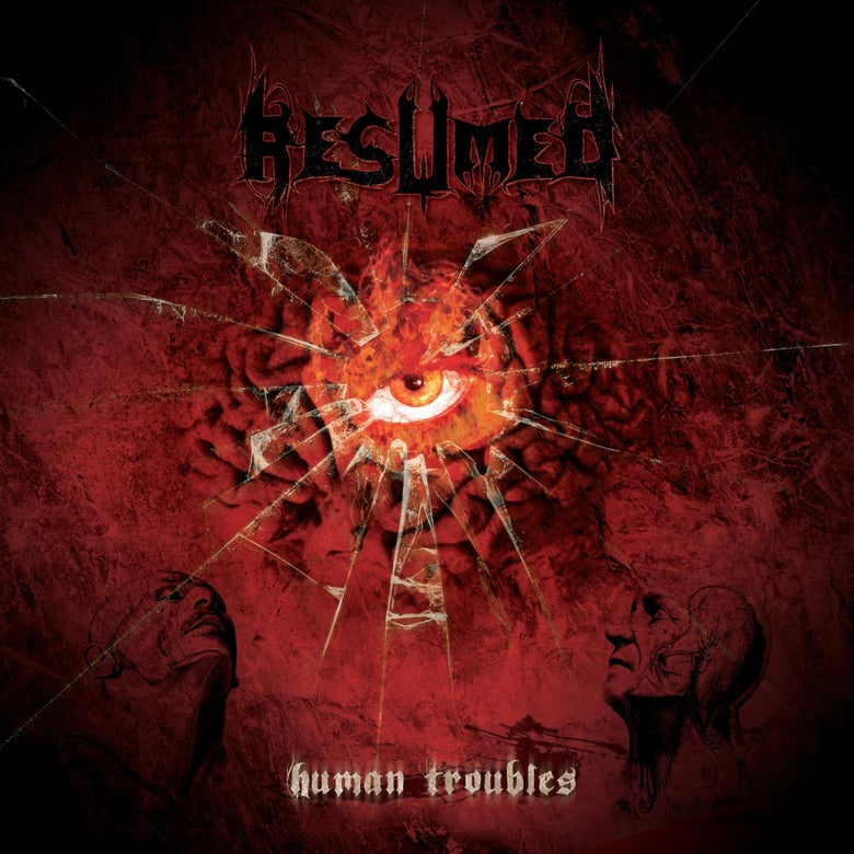 Image of Human Troubles CD