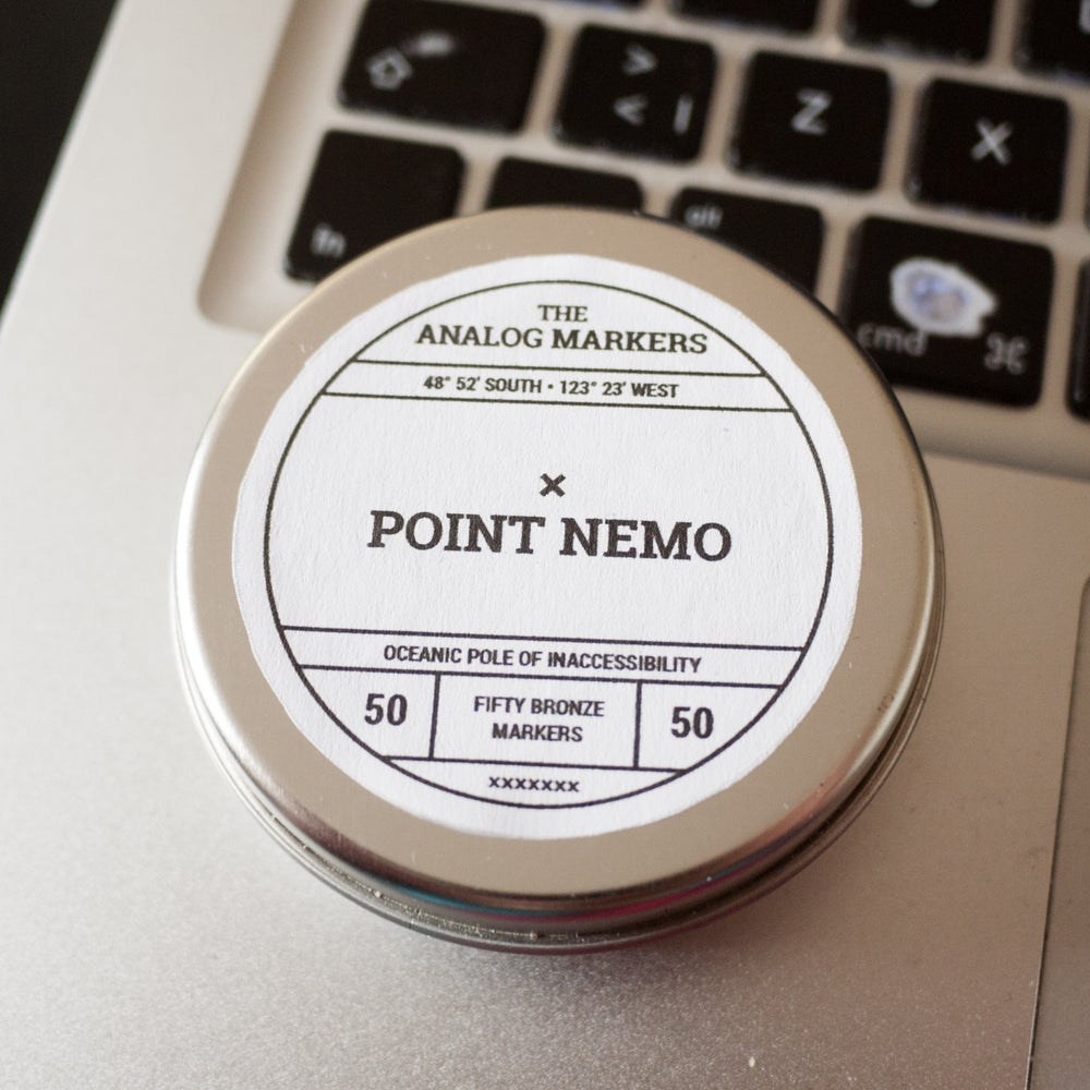 Image of Analog Markers: Point Nemo
