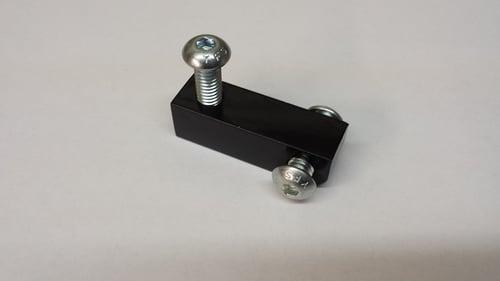 Image of HEADLIGHT BRACKET FOR SPRINGER