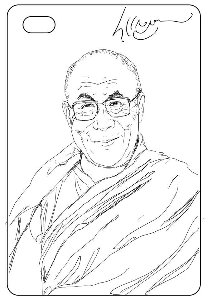 Image of Dalai Lama
