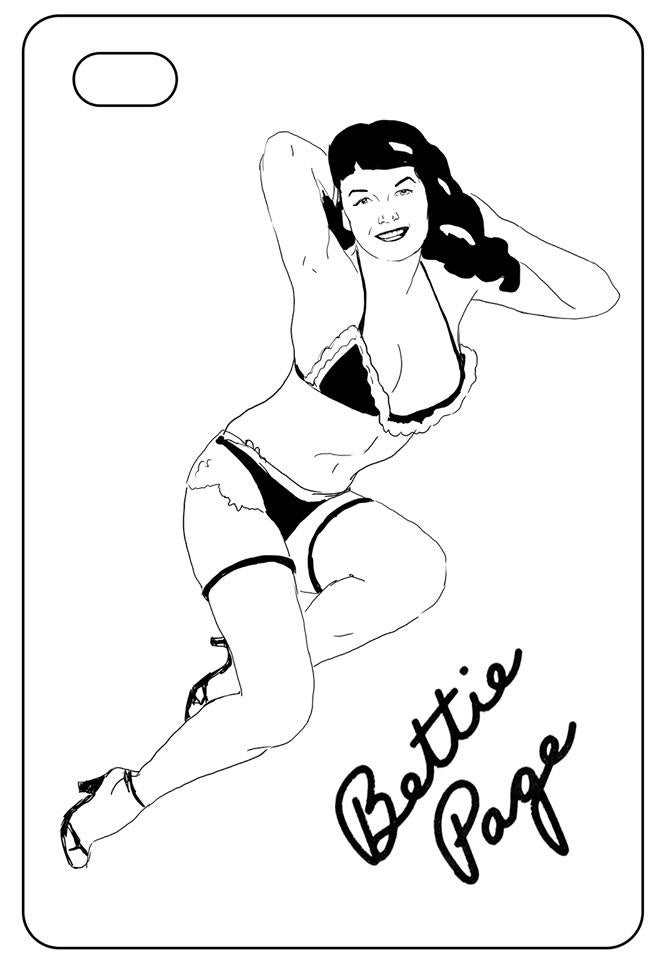 Image of Bettie Page