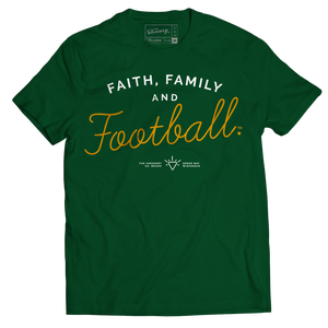 Image of Faith, Family & Football.™