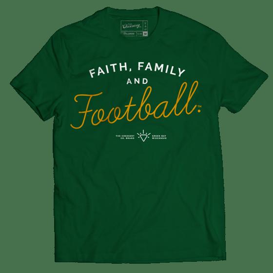 Image of Faith, Family & Football.™