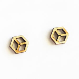 Image of Single Box Studs