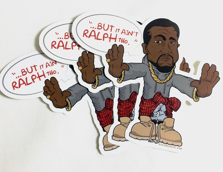 "Image of ""IT AIN'T RALPH THO!"" - 3 Pack"