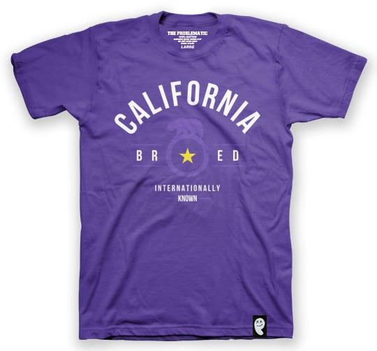 Image of Cali Bred (LAK) Purple