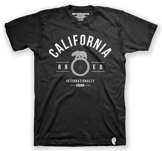 Image of Cali Bred (OAK) Black