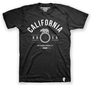 Image of Cali Bred (OAK) Black