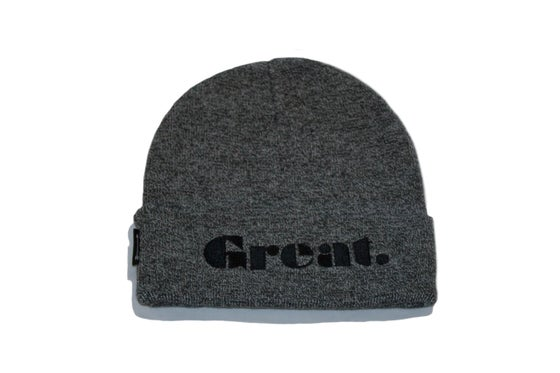 Image of Simply Great Beanie (Heather)