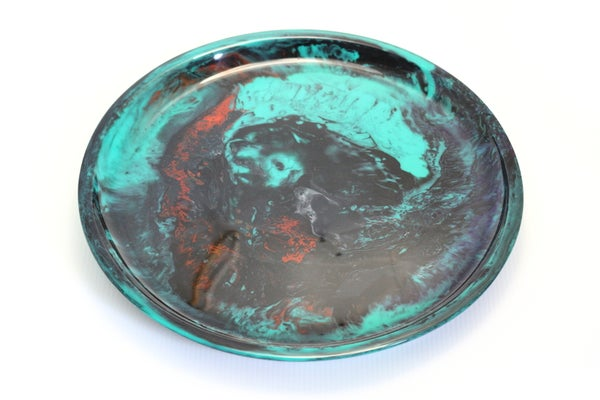 Image of Large Jade Platter