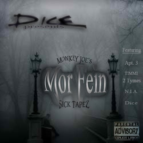 "Image of DICE - ""MORFEIN"""