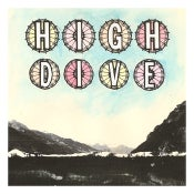 "Image of High Dive - Europe 12"" w/Screened B-Side"