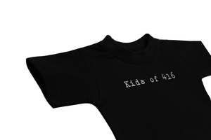 Kids of 416 T-shirt *Black