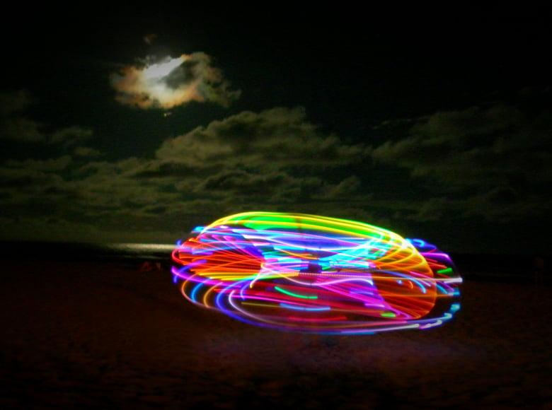 Image of LED Hula Hoop