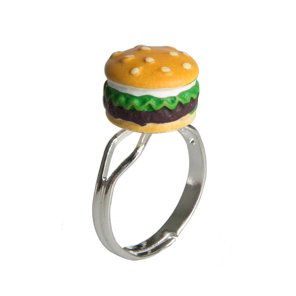 Image of HamBurger Ring