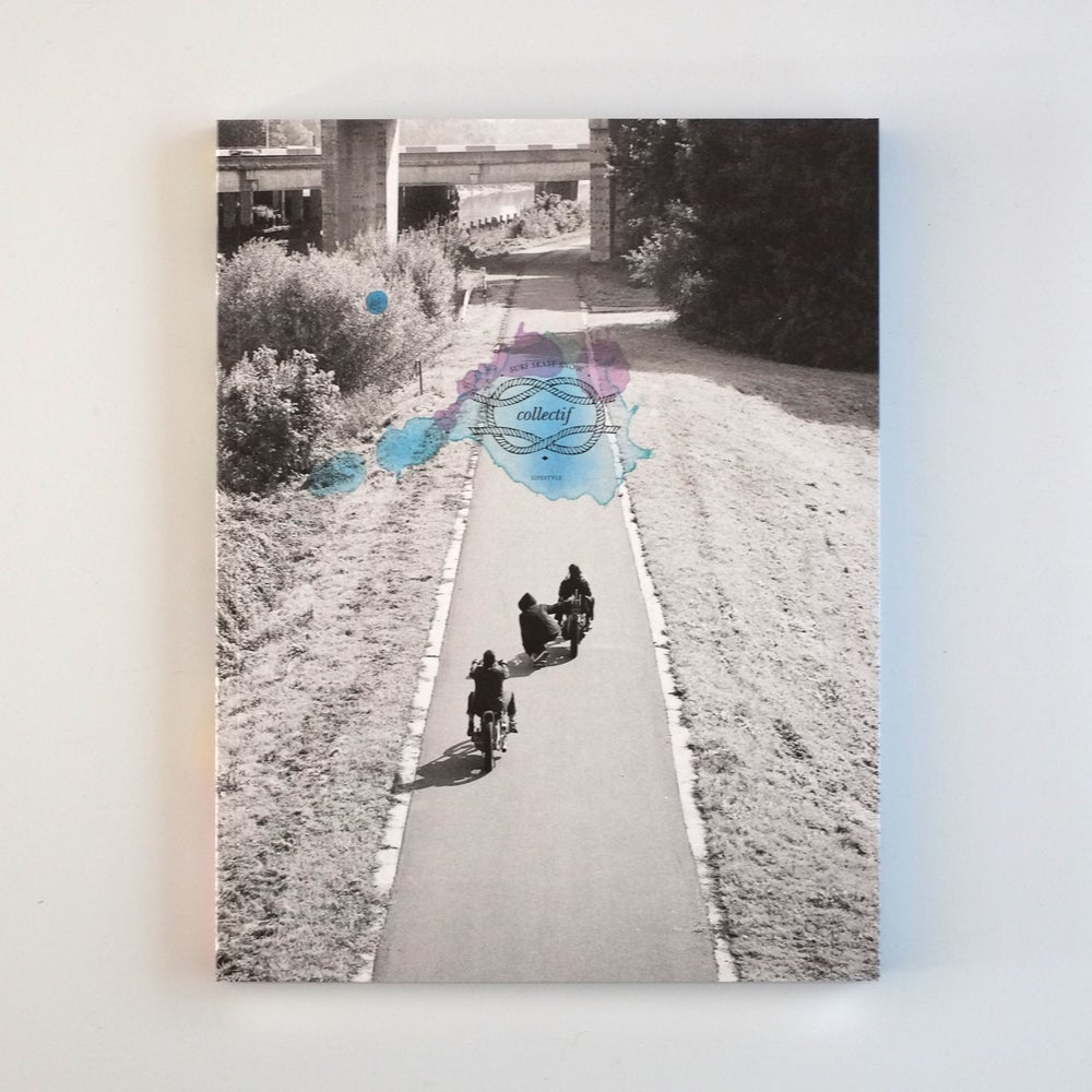 Image of COLLECTIF MAGAZINE #2 / RIDE FREE
