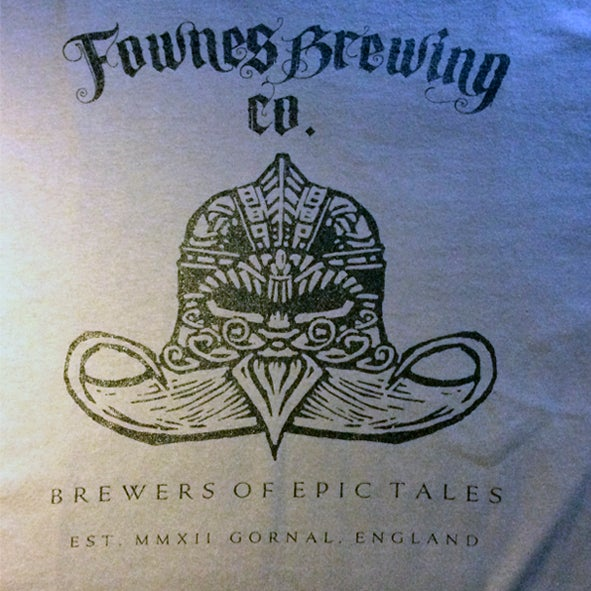 Image of Mens 'Brewers of Epic Tales' tee