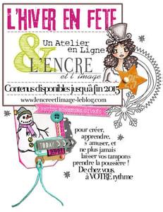 Image of L'atelier en Ligne - L'Encre & l'Image en Hiver