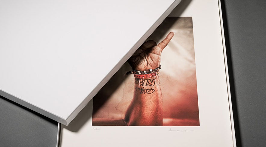 Image of Rock 'n Roll Victory #1 - Superstar Joey Severance