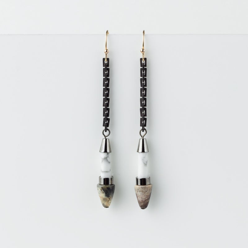 Image of WINNOW Arcturus Line Earrings