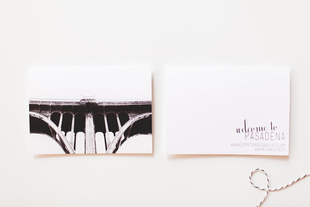 Image of Colorado Bridge Notecard