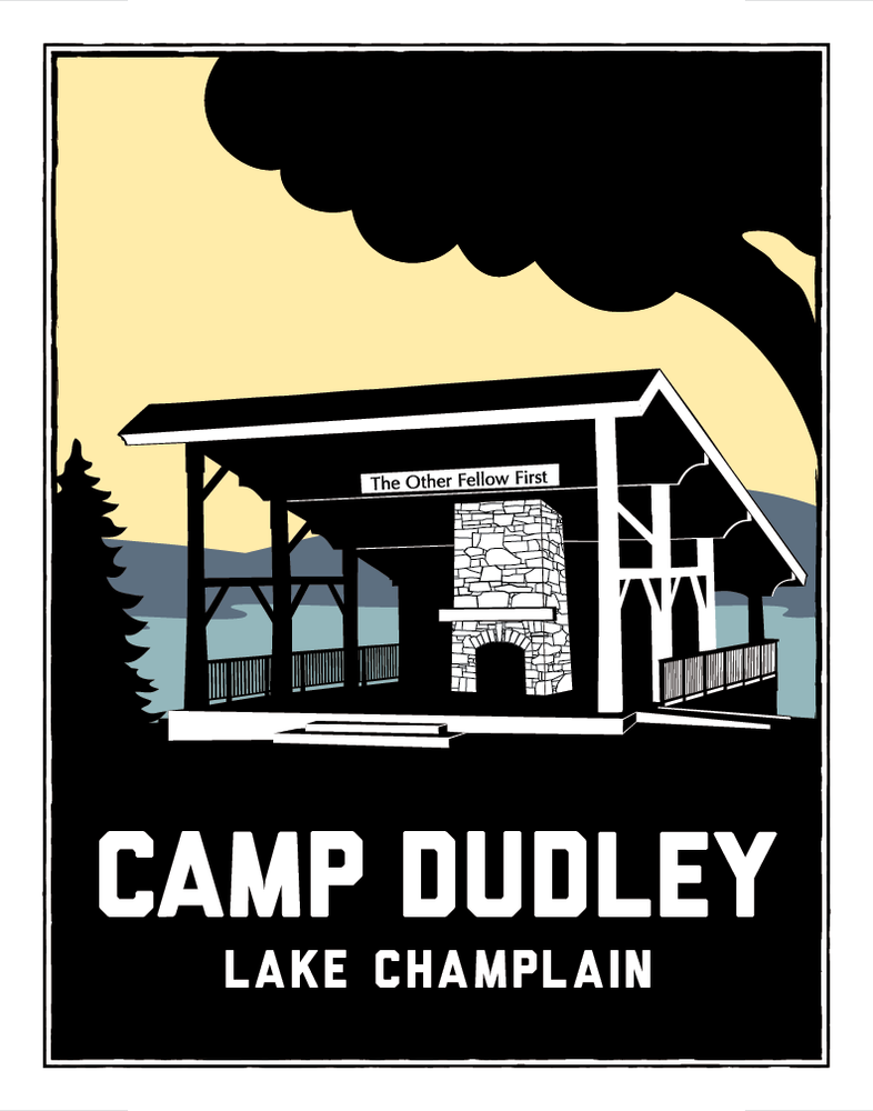 Image of Camp Dudely Print