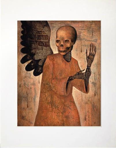 Image of Matted Print- Phantasma