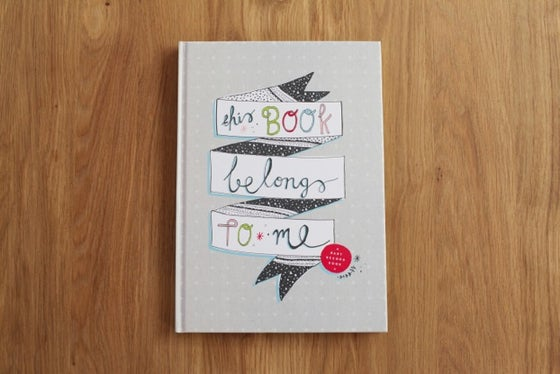 Image of Baby Record Book - Hardcover