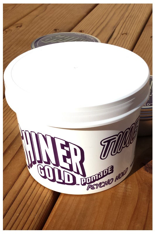 Image of SHINER GOLD PSYCHO HOLD TUB