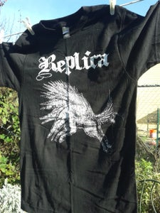 "Image of REPLICA ""BEAST"" TSHIRT black"