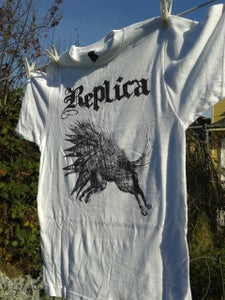"Image of REPLICA ""BEAST"" TSHIRT white"