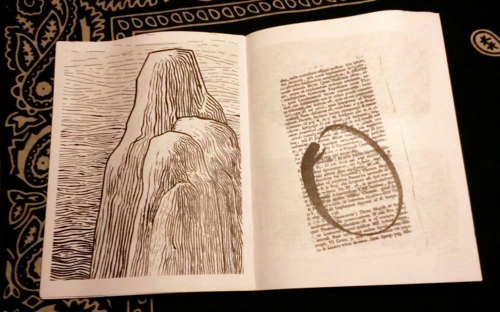 Image of Birdhead Ashcan : Sketchbook I